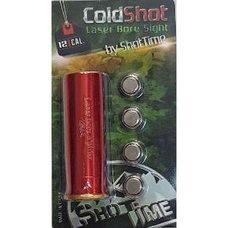 Лазерный патрон холодной пристрелки ShotTime ColdShot 12 калибра