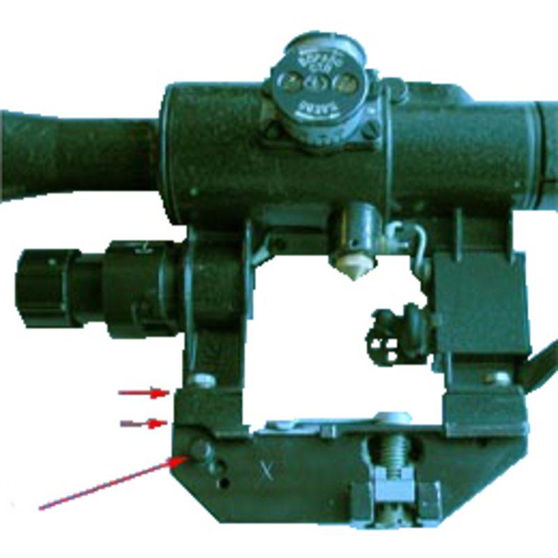 Оптический прицел ПО 3-9х24-1 (Сайга)
