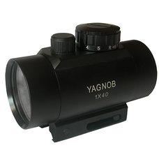 Коллиматорный прицел 1х40 Yagnob Weaver