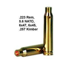 Лазерный патрон холодной пристрелки (Борсайдер) .223 REM