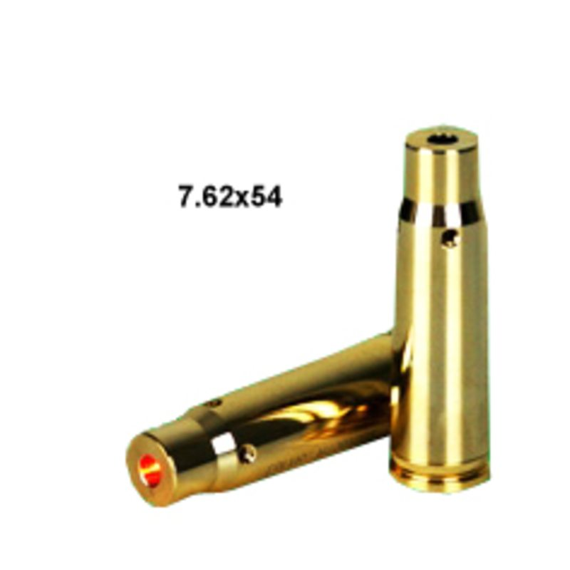 Лазерный патрон холодной пристрелки (Борсайдер) 7.62x54
