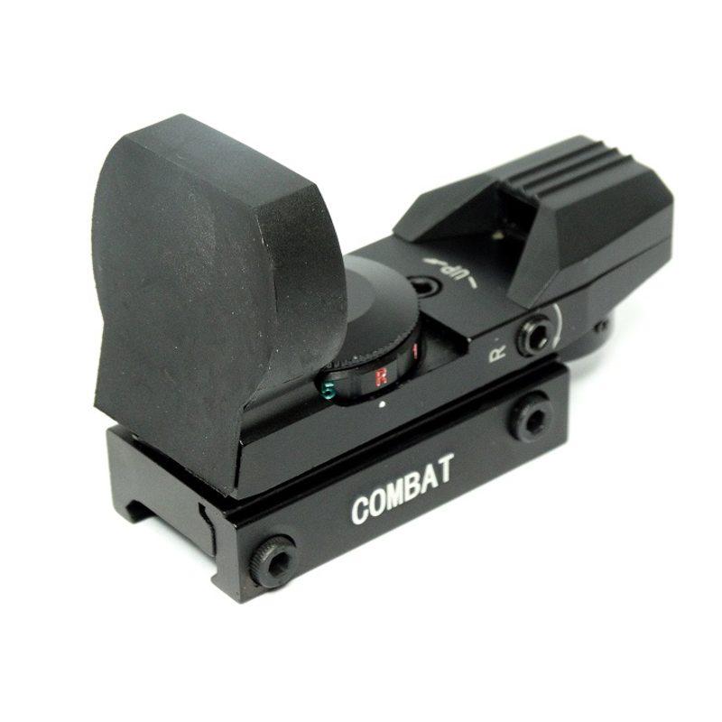 Коллиматорный прицел Combat 1x22x33 Weaver