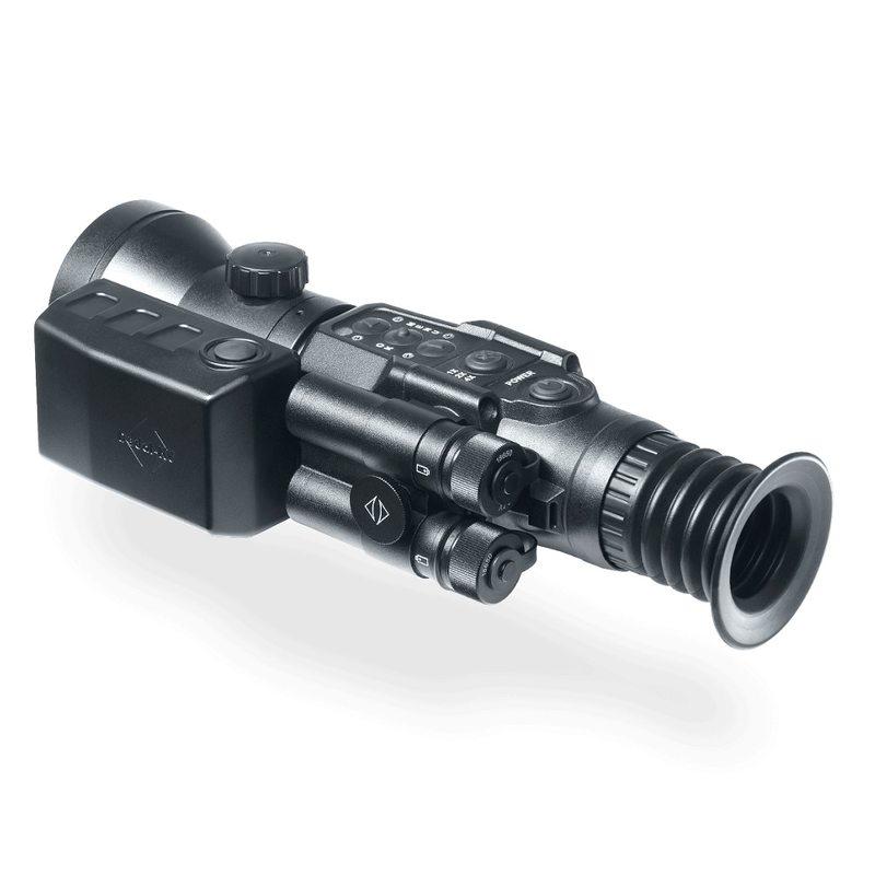Тепловизионный прицел Dedal T4.642 Pro LRF v.5.1
