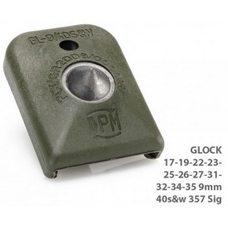 Стеклобой полимерный GLOCK 17/19/22/23/25/26/27/31/32 34/35 9mm / 40 s&w 357Sig Green