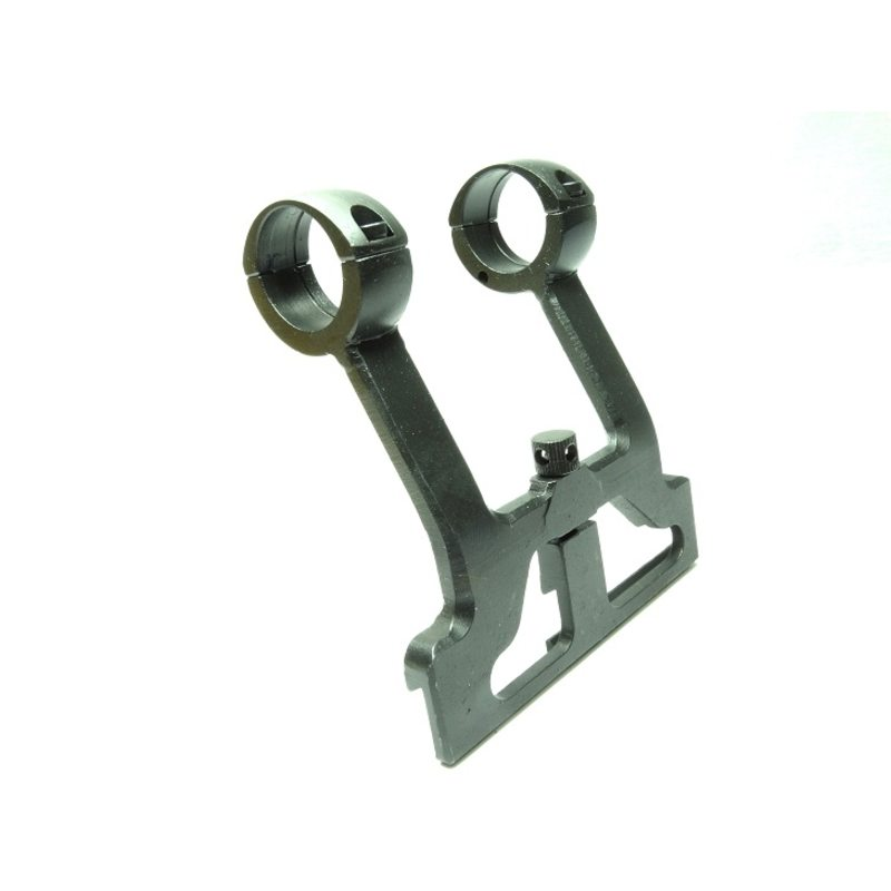 Боковой кронштейн КТ с кольцами 25,4 мм