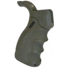 Складная пистолетная рукоять AGF-43S, зелёный