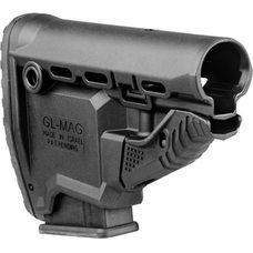 Полимерный приклад с отсеком для магазина M4 GL-MAG