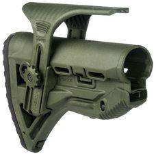 Полимерный приклад с амортизатором и упором щеки GL-SHOCK CP