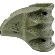 Накладка полимерная для M16, зелёный