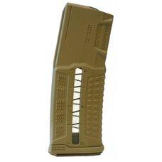 Магазин полимерный 5,56x45 на 30 патронов для M16/M4/AR-15 бежевый