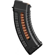 Магазин полимерный 7.62x39 на 30 патронов для AK