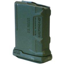 Магазин полимерный 5,56x45 на 10 патронов для M16/M4/AR-15 зеленый
