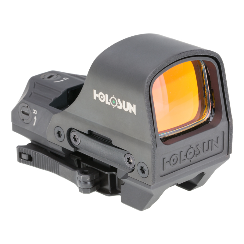 Коллиматорный прицел Holosun Open Reflex Elite HE510C-GR