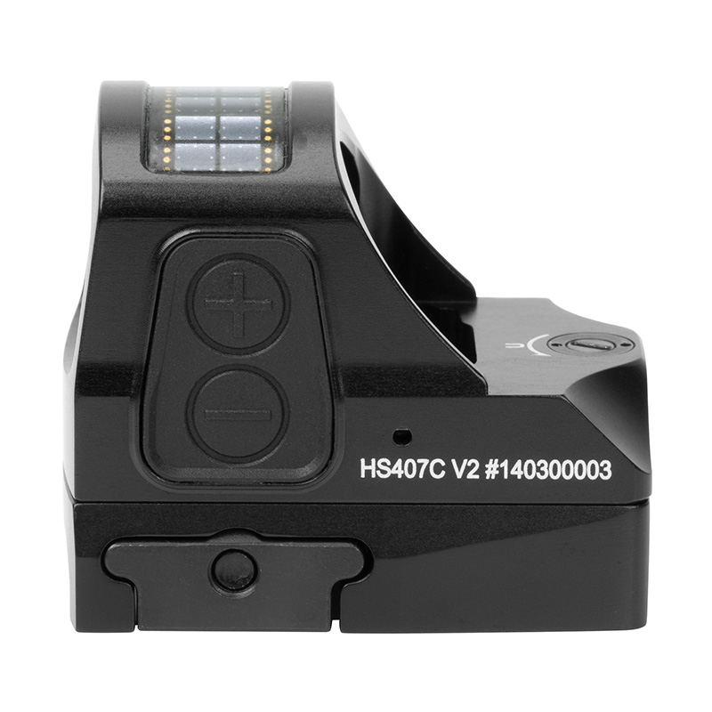 Коллиматорный прицел Holosun Open Reflex HS407C v2