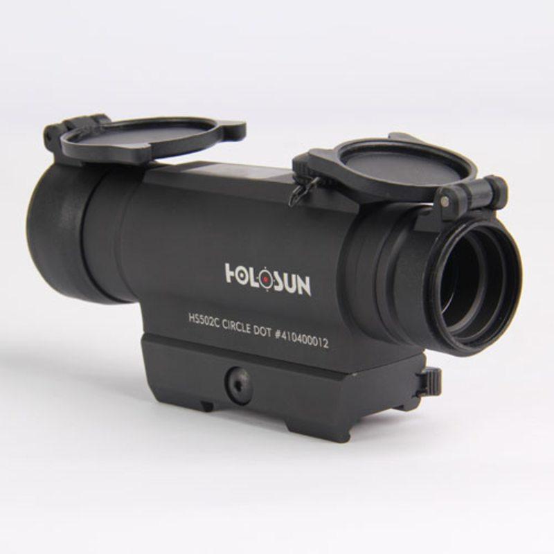 Коллиматорный прицел Holosun Tube Reflex HS502C