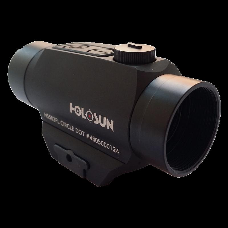 Коллиматорный прицел Holosun Micro Reflex HS503FL