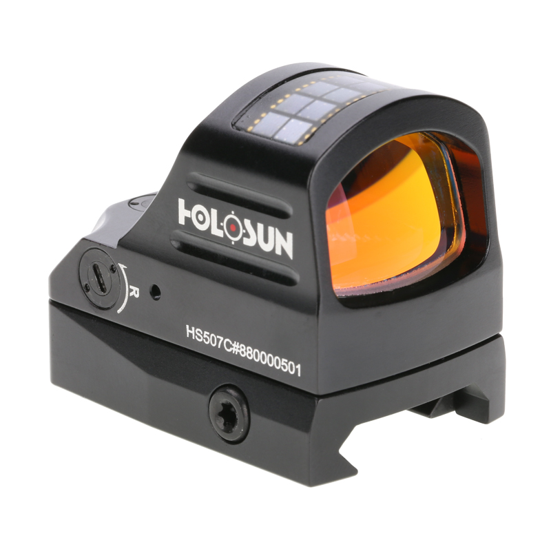 Коллиматорный прицел Holosun Open Reflex HS507C