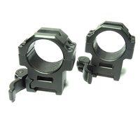 Быстросъемные кольца Leapers UTG под 30 мм на Weaver средние