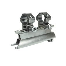 Кронштейн UTG MNT-T642 крышка ствольной коробки СКС с планкой Weaver + кольца 25,4 мм
