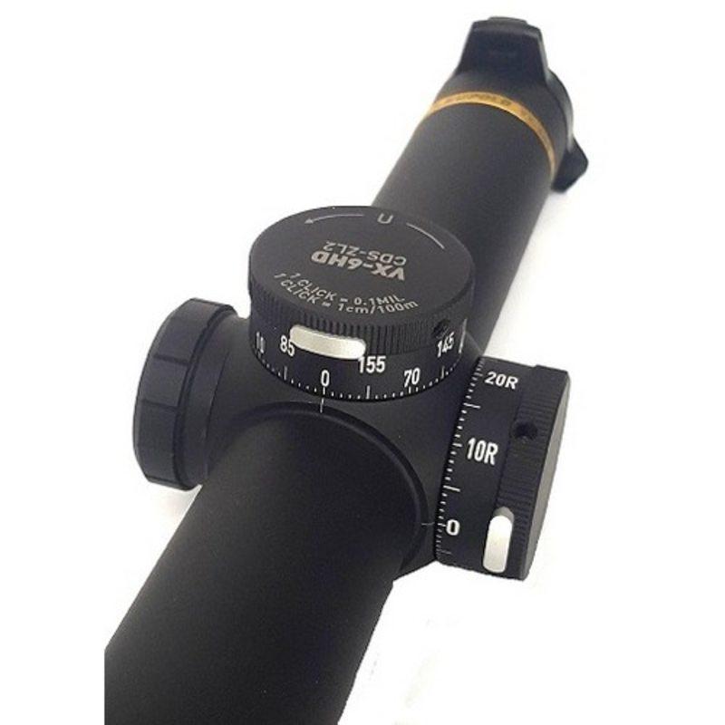 Оптический прицел Leupold VX-6HD 1-6x24 CDS-ZL2, подсветка MST, сетка FireDot Duplex