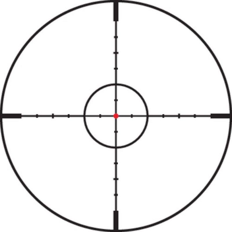 Оптический прицел Leupold VX-R Patrol 1,25-4x20, подсветка MST, сетка FireDot SPR