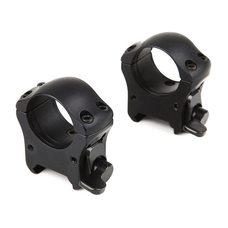 Быстросъемные кольца MAK 25,4 мм низкие базу Weaver (5250-2612)