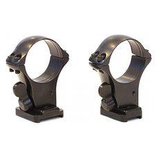 Быстросъемный кронштейн МАК на раздельных основаниях кольца 25.4 мм для Browning Bar II / Benelli Argo