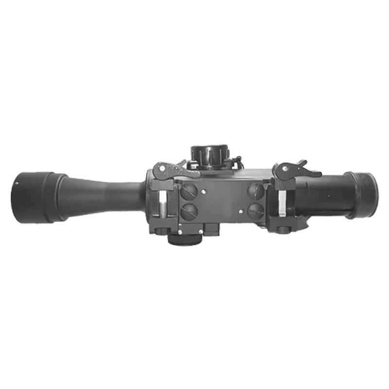 Оптический прицел ПО 4х24 П (Weaver)