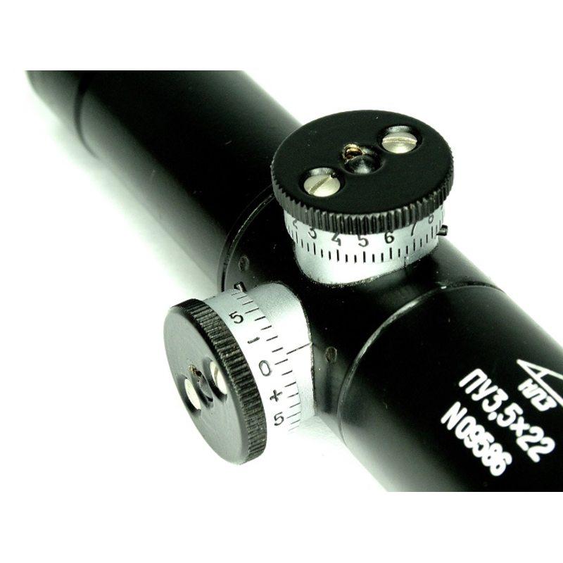 Оптический прицел ПУ 3,5х22-1