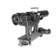 Оптический прицел ПУ 3,5х22 с кронштейном КО-44 (винтовка Мосина)