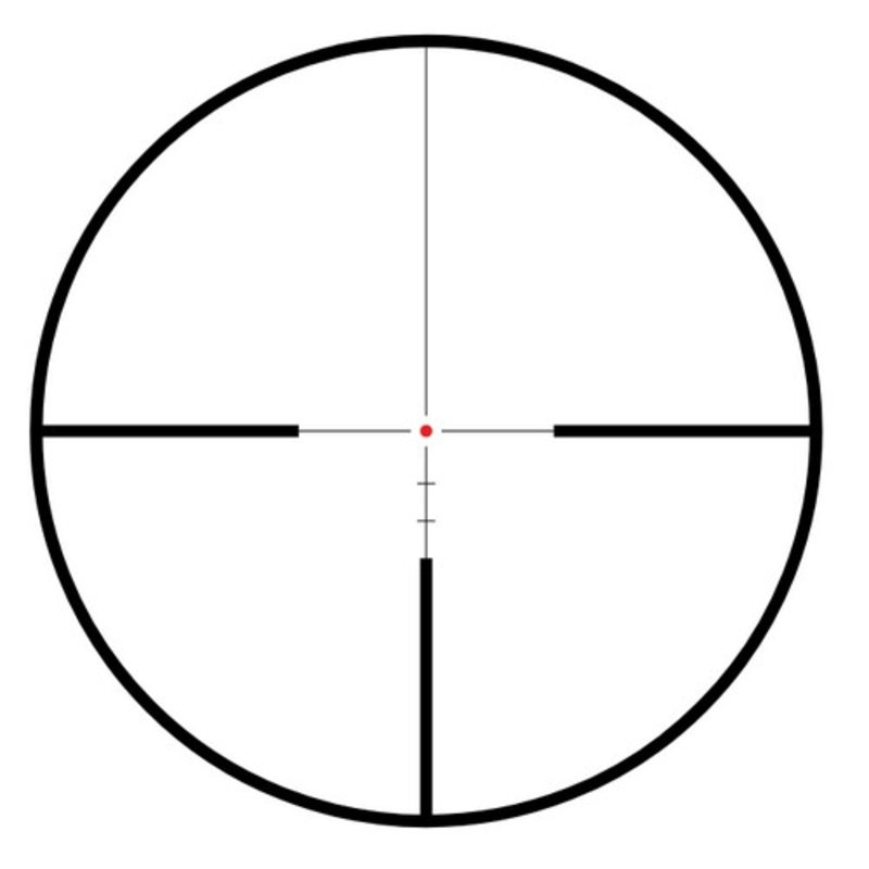 Оптический прицел Hawke Frontier 30 SF 5-30х50 LR Dot