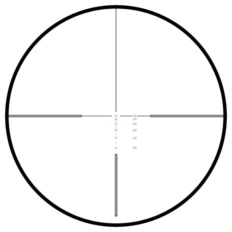Оптический прицел Hawke Vantage IR 4-12x40 AO (Rimfire .17HMR)