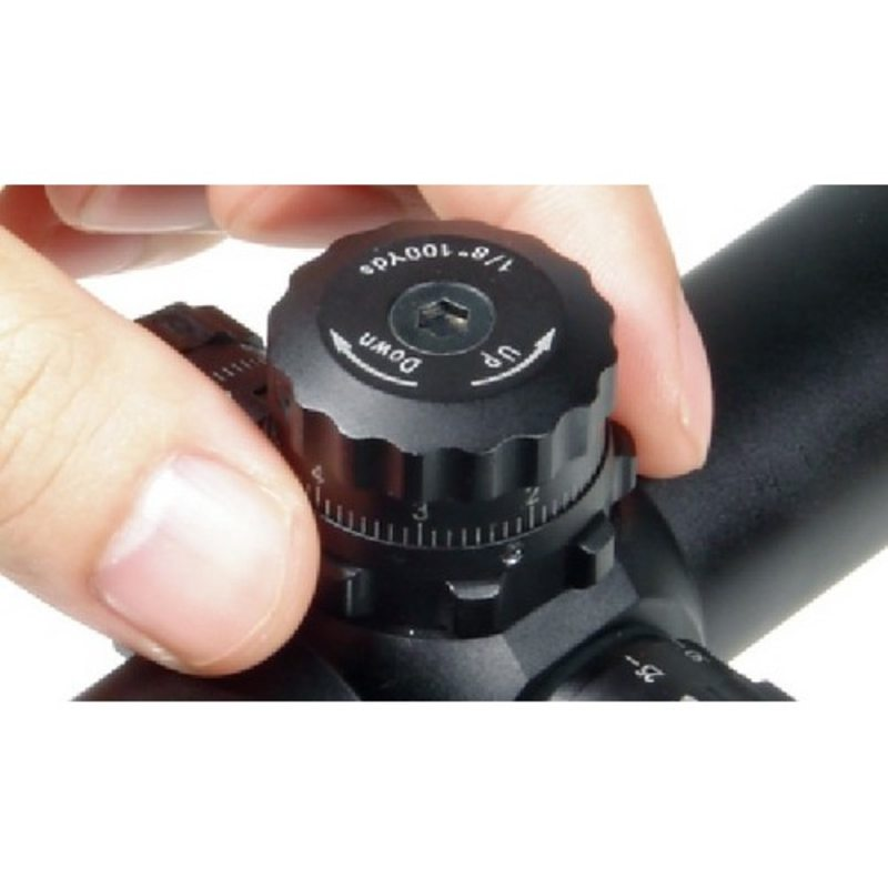 Оптический прицел Leapers UTG 4-16X44 Accushot Tactical