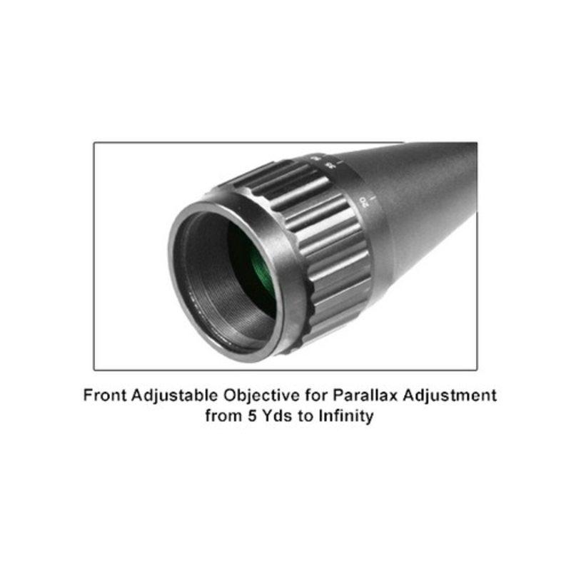 Оптический прицел Leapers UTG 3-12x40 Accushot Precision