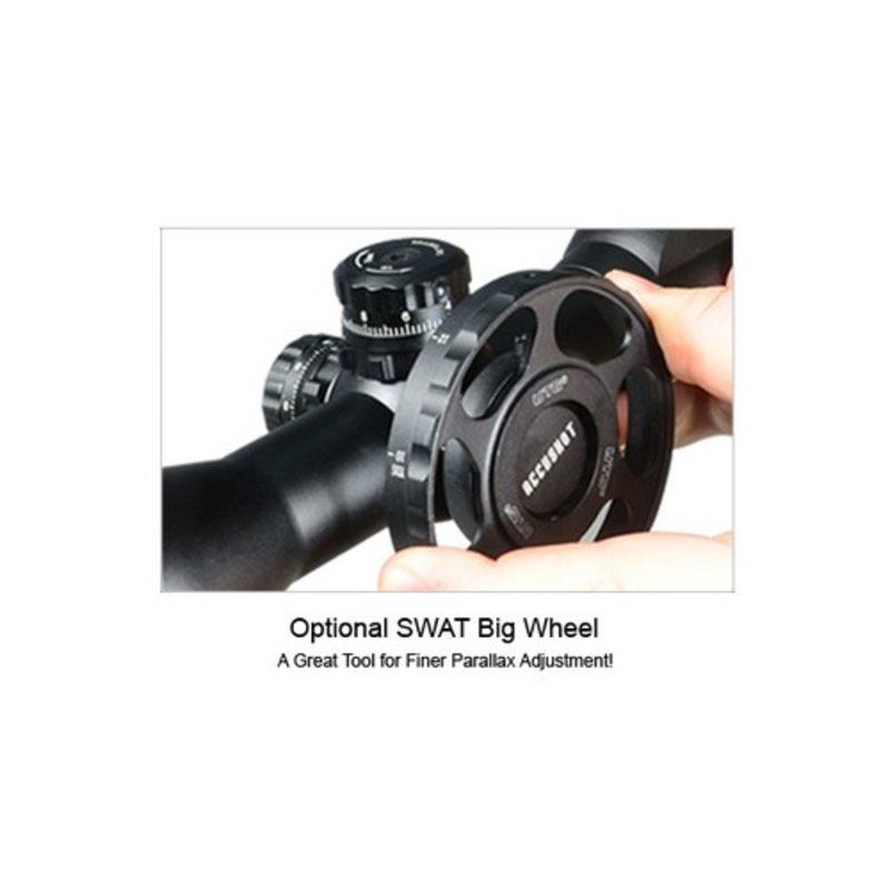 Оптический прицел Leapers UTG 3-12x44 Accushot Tactical (Glass Mil-Dot)