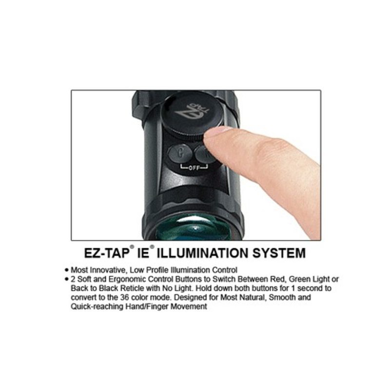Оптический прицел Leapers Accushot Tactical UTG 10X44 Compact EZ-TAP