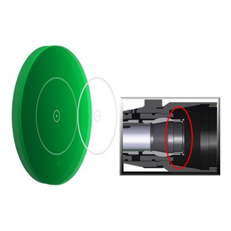 Оптический прицел Leapers UTG 1-4.5X28 Accushot Tactical Circle Dot