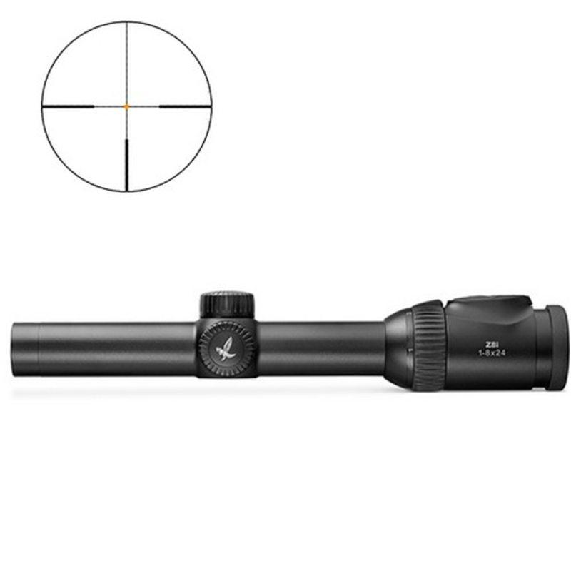 Оптический прицел Swarovski Z8i 1-8х24 L 4A-I