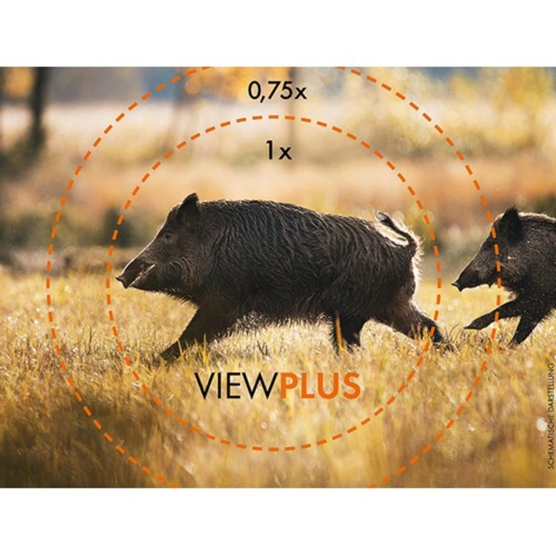 Оптический прицел Swarovski Z8i 0.75-6х20 L D-I