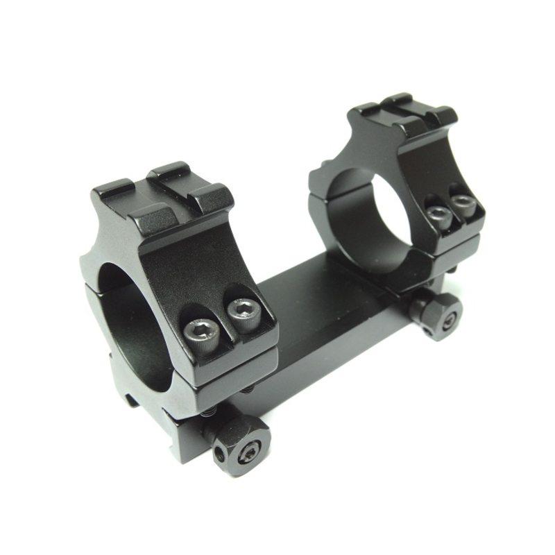 Монолитный кронштейн Veber под 30 мм Weaver