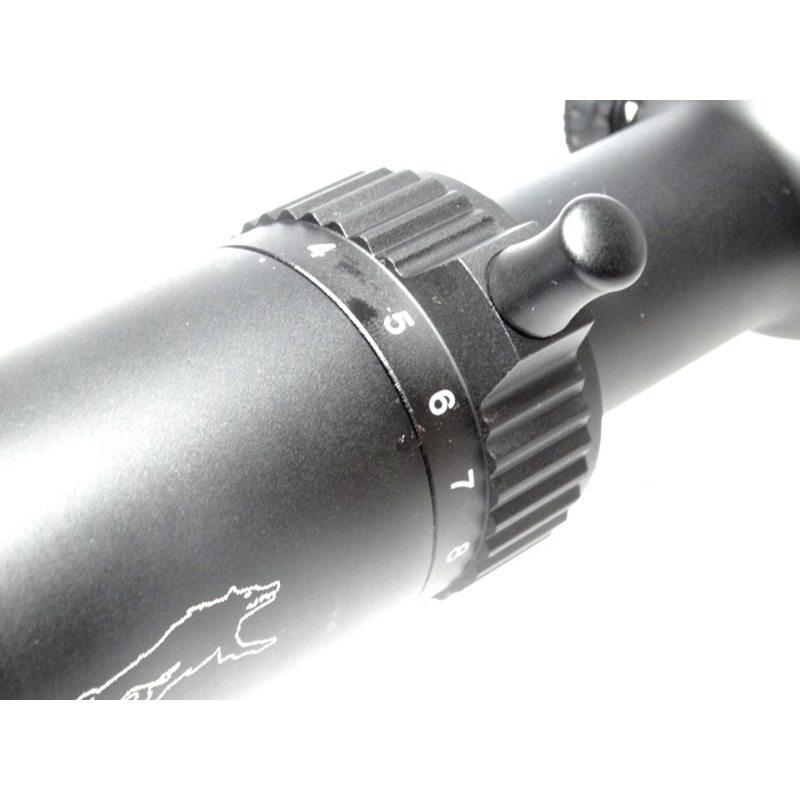 Оптический прицел Veber Wolf ПО 3-9х42 IR