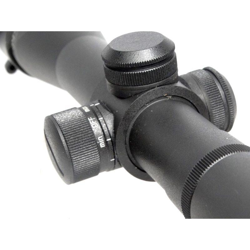 Оптический прицел Пилад P 4x32 L с подсветкой (LS)