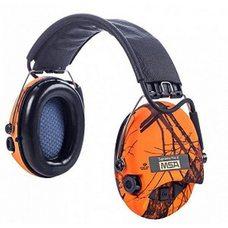 Наушники активные MSA Sordin Supreme Pro-X Camo, orange-MossyOak/черн.
