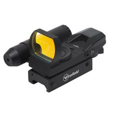 Коллиматорный прицел Firefield Impact Duo Reflex Sight с ЛЦУ, крепление Weaver (FF26023)