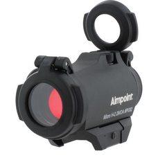 Коллиматорный прицел Aimpoint Micro H-2 Weaver (2MOA)