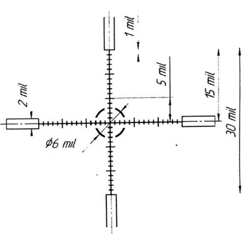 Оптический прицел Belomo Z4 1-4x24