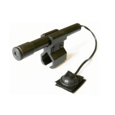 Лазерный целеуказатель АМБА на Сайга-410, Тигр