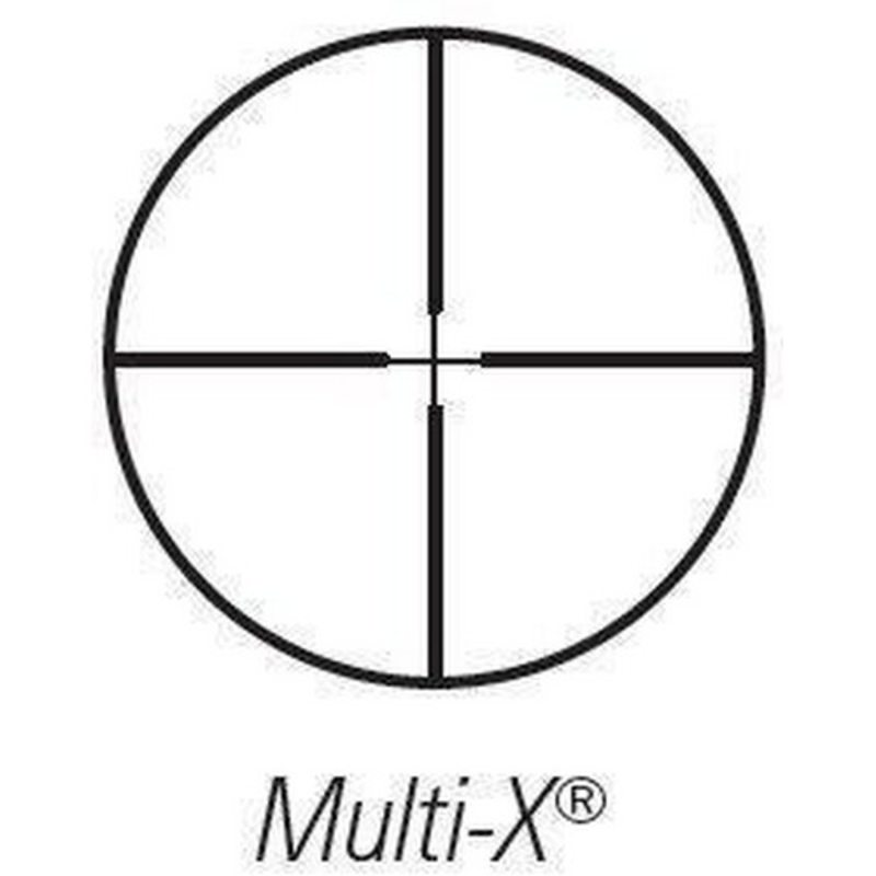 Оптический прицел Bushnell Trophy XLT 3-9x40 (Multi-X)