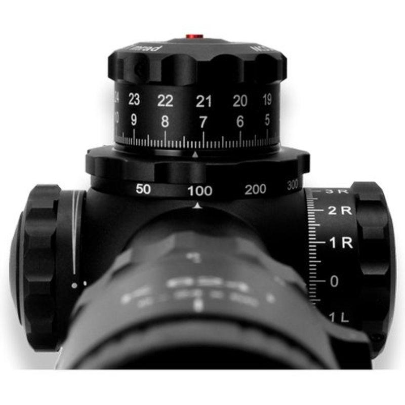 Оптический прицел Kahles K624i 6-24x56 CW RSW (сетка MIL3) с подсветкой