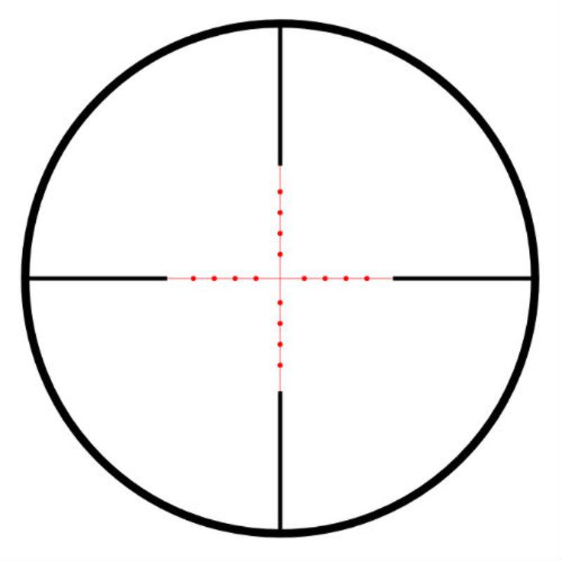 Оптический прицел Hawke Vantage 3-9x40 AO (Mil Dot)